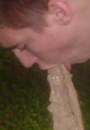 Male Vomit Porn