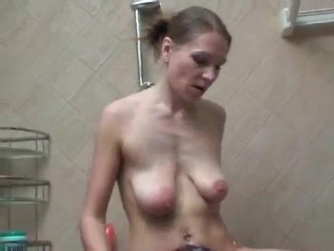 Latina milf nude selfshot