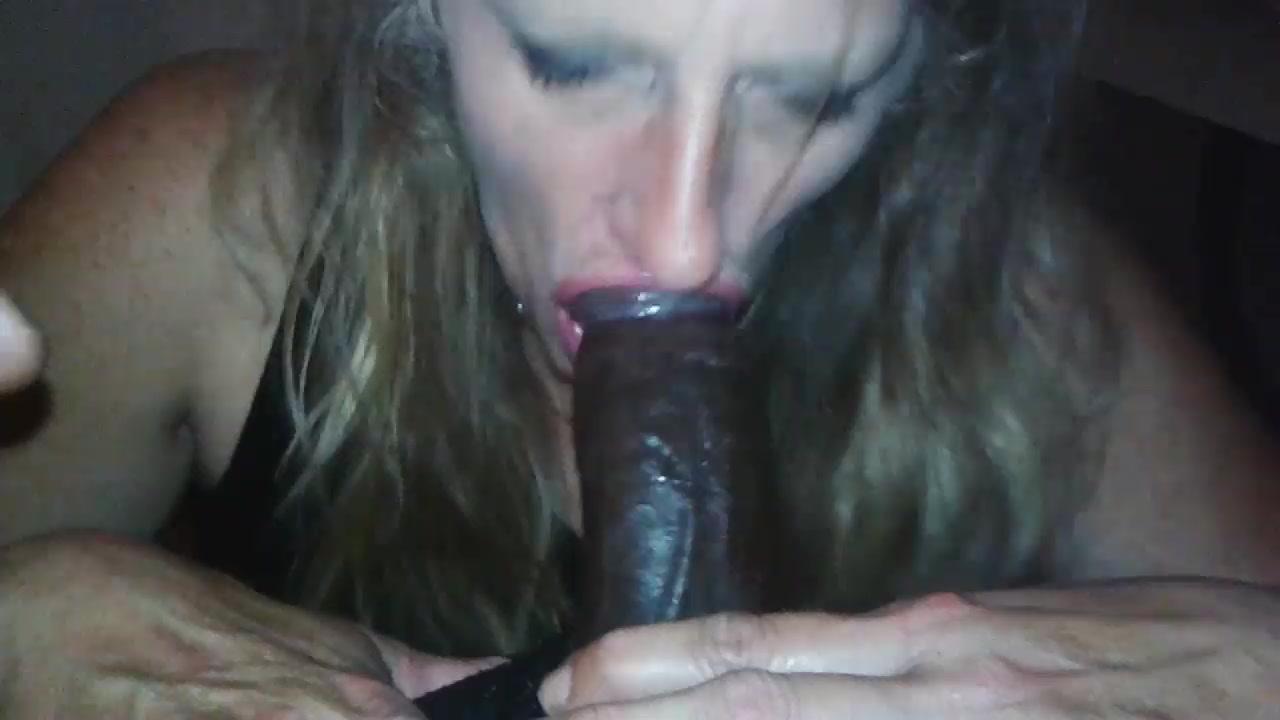 Femdom Cock Sucking Training