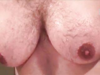 Boobs hairy My breasts